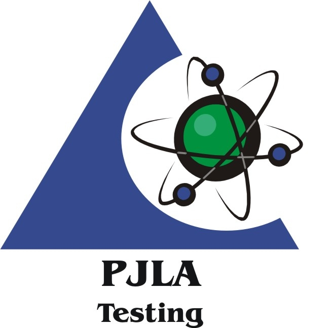 PJLA testing laboratory certification seal