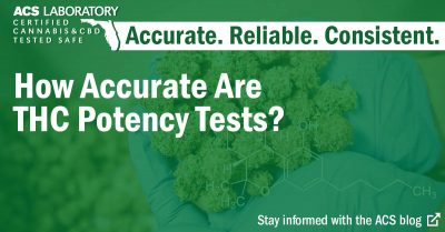 THC Potency Testing Accuracy
