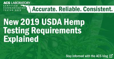 usda hemp testing requirements